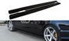 Mercedes - CLS - W218 - Side Skirts Diffusers
