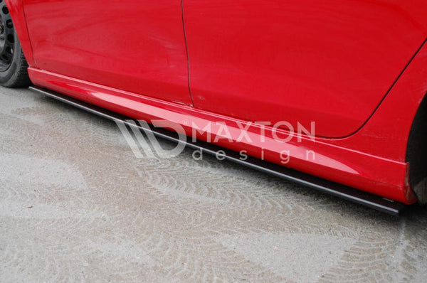 Volkswagen - MK6 Golf GTI - 35TH / R20 - Side Skirts Diffusers