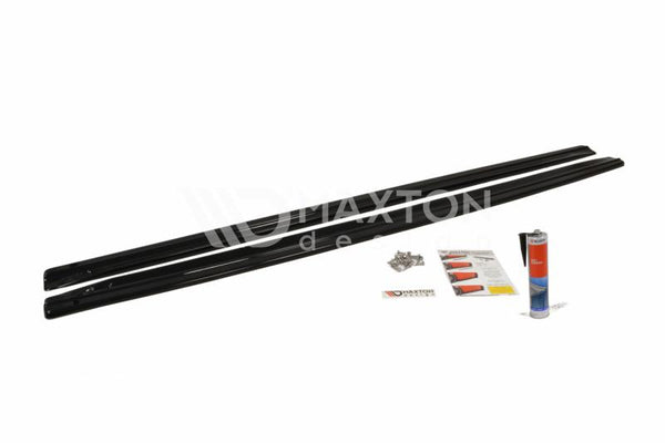 Audi - RS6 C6 - Side Skirts Diffusers