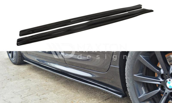 BMW - 6 Series - F06 - MPACK - Side Skirts Diffusers