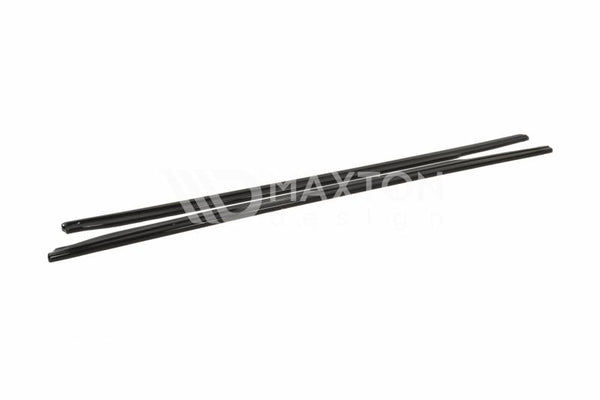 BMW - 5 Series - GT - F07 - Side Skirts Diffusers