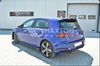 Volkswagen - MK7.5 Golf R - Facelift - Side Skirts Diffusers