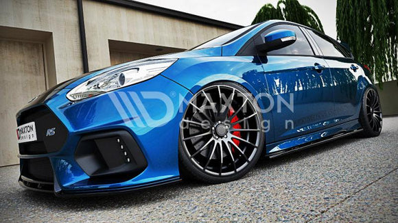 Ford Focus - MK3 ST - Side Skirts Diffusers