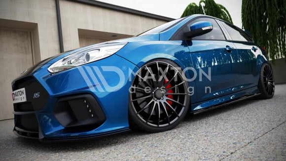 Ford Focus - MK3 ST - Facelift / Preface - Side Skirts Diffusers