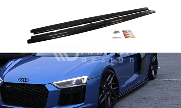 Audi - R8 - II - Side Skirts Diffusers