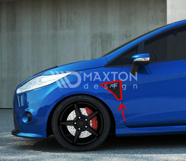 Ford Fiesta - MK7 - RS Look - Side Vents Imitations