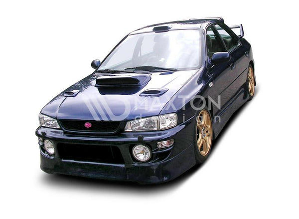 Subaru - Impreza MK1 - Small Vents For Bonnet - 1997-2000 GT / WRX / STI