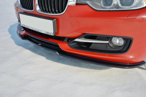 BMW - 3 SERIES - F30 - FRONT SPLITTER V1