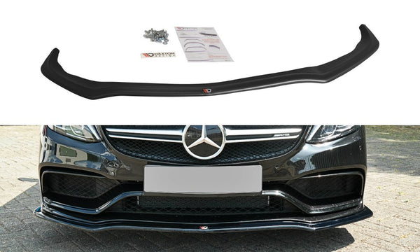 Mercedes - C-Class - C63 AMG Wagon - W205 - Front Splitter - V1