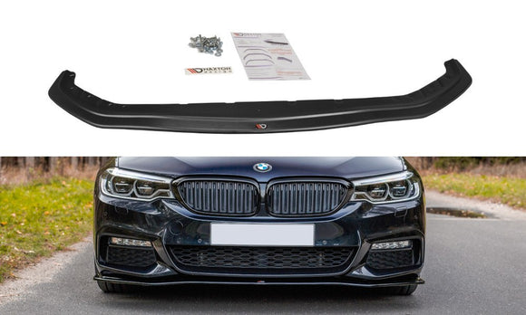 BMW - 5 Series - G30 / G31 - M Pack - Front Splitter V.2