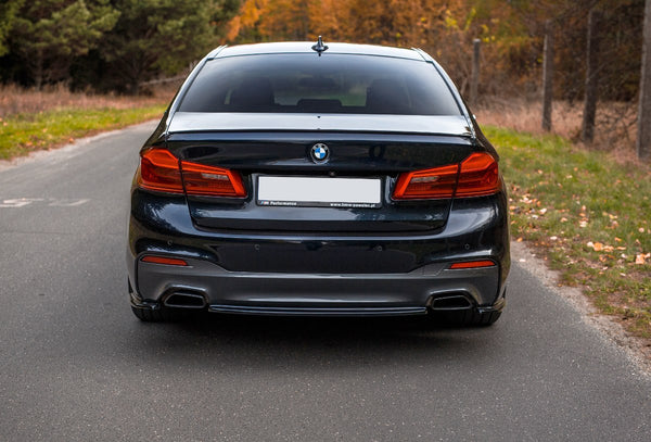 BMW - 5 Series - G30 / G31 - M Pack - Center Rear Splitter