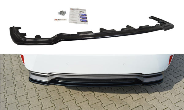 LEXUS - RX - MK4 H - CENTRAL REAR SPLITTER (without vertical bars)