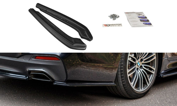 BMW - 5 Series - G30 / G31 - M Pack - Rear Side Splitters