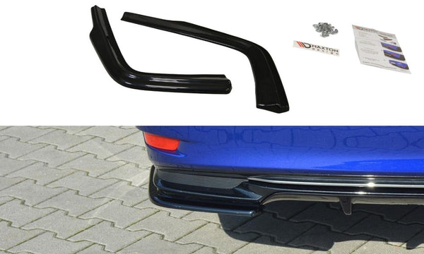 LEXUS - GS - MK4 - FACELIFT - REAR SIDE SPLITTERS - H