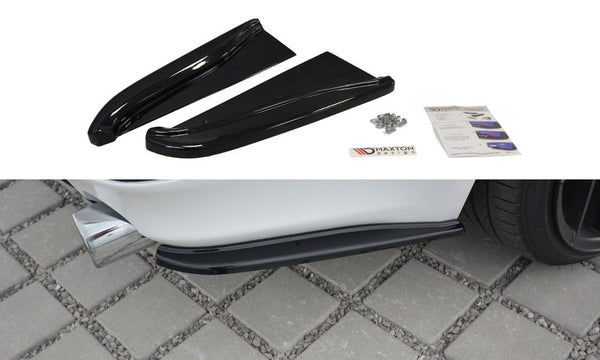 LEXUS - IS - MK2 - REAR SIDE SPLITTERS