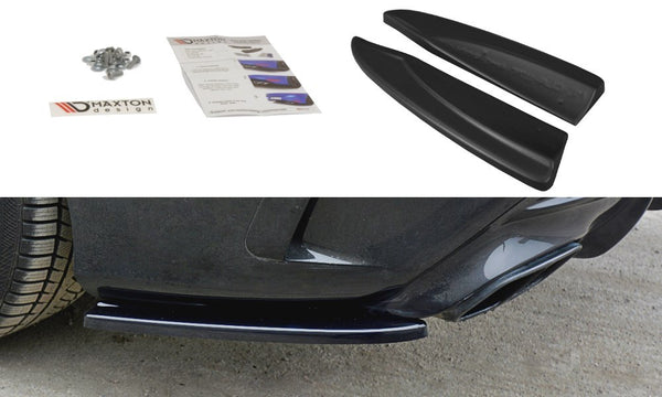 Mercedes - CLA - C45 AMG - C117 - Rear Side Skirts Splitters - FACELIFT