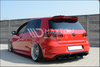 Volkswagen - MK6 Golf GTI - Spoiler Extension