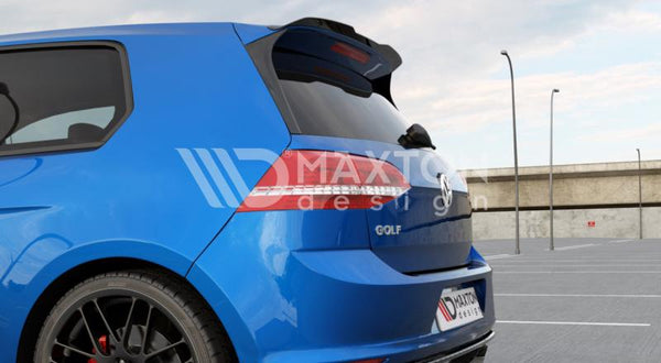 Volkswagen - MK7 Golf R / GTI - Spoiler Extension