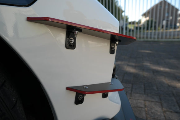 Honda - Civic X - Type R - Canards