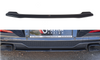 BMW - X4 G02 - M-PACK - Central Rear Splitter - Without a Vertical Bar
