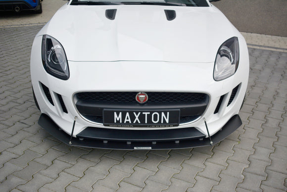 Jaguar - F-Type - Front Racing Splitter - V1