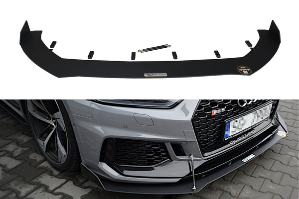 Audi - B9 - RS5 - Front Racing Splitter - V2
