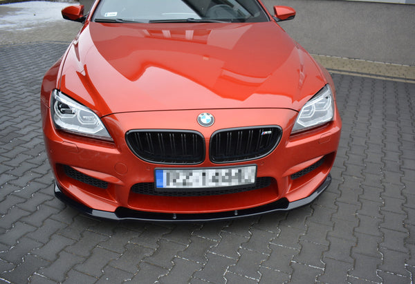 BMW - M6 Gran Coupe - F06 - Front Splitter - V1