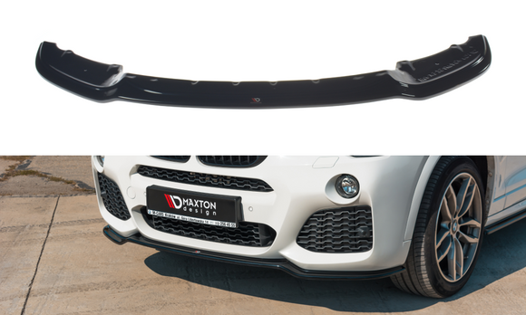 BMW - X3 F25 - M-PACK - Front Splitter