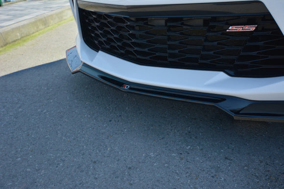 Chevrolet - Camaro SS 6th Gen - Front Splitter - V1