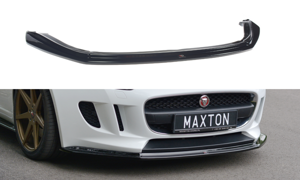 Jaguar - F-Type - Front Splitter - V1