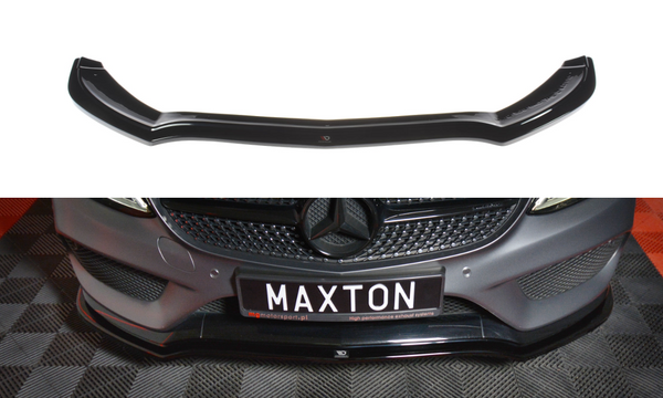 Mercedes - C-Class - Coupe - AMG-Line - W205 - Front Splitter - V1