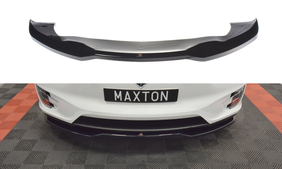 Tesla - Model X - Front Splitter - V2