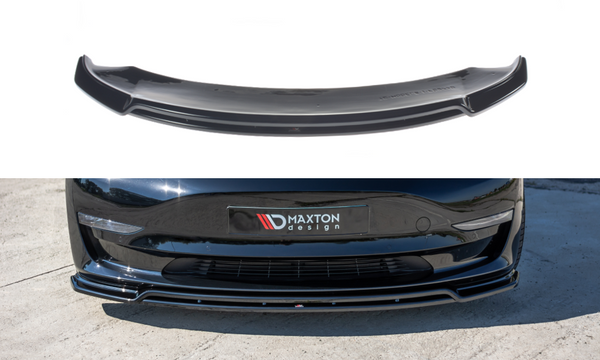 Tesla - Model 3 - Front Splitter - V2