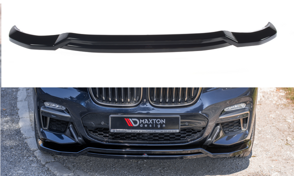 BMW - X4 G02 - M-PACK - Front Splitter