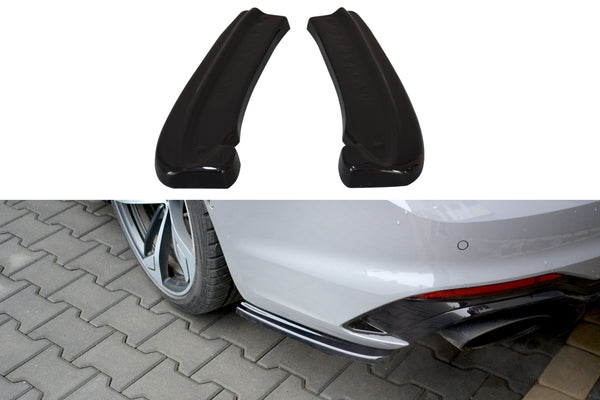 Audi - B9 - RS5 - Rear Side Splitters