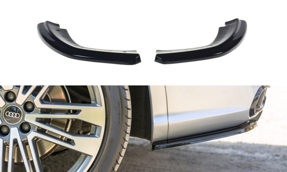 Audi - B9 - SQ5 / Q5 S-LINE - Rear Side Splitters
