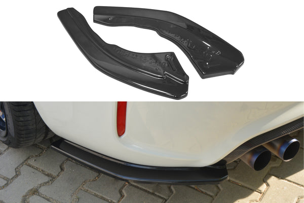 BMW - M2 F87 - Rear Side Skirt Diffusers
