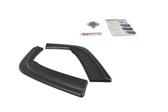 BMW - M3 - E46 - Rear Side Splitters