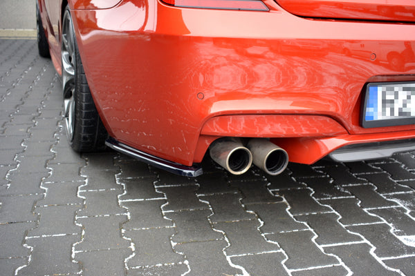 BMW - M6 Gran Coupe - F06 - Rear Side Splitters - V1