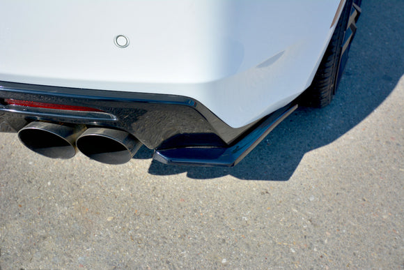 Chevrolet - Camaro 6th Gen - Rear Side Splitters