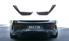 Mercedes - E - Class - AMG - LINE - W213 - Rear Side Splitter