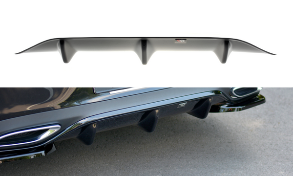 Mercedes - E - Class - AMG - LINE - W213 - Rear Valance