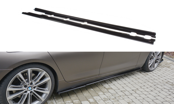 BMW - 6 Series - F06 - Side Skirts Diffusers