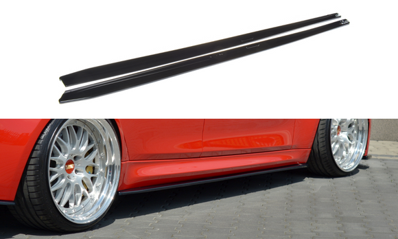 BMW - M3 - F80 - Side Skirts Diffusers - V1