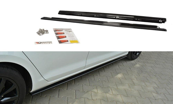 Volkswagen - MK7 Golf - Side Skirts Diffusers