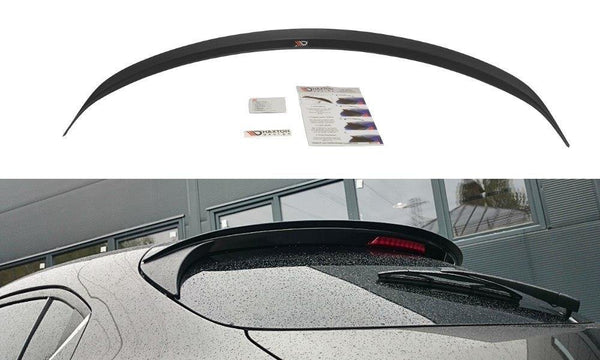 MAZDA - 3 - MK3 FACELIFT - REAR SPOILER EXTENSION
