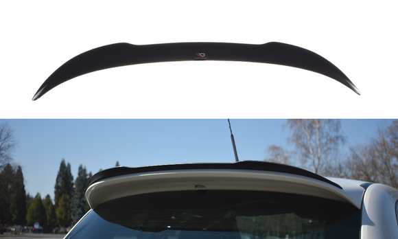 Fiat - 500 - Abarth - Spoiler Extension