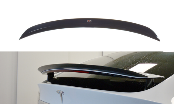 Tesla - Model X - Rear Spoiler Extension - V2