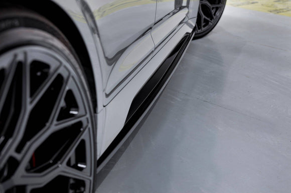 Audi - RS6 C8 - Side Skirts Diffusers - V2