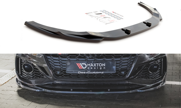Audi - B9 - RS5 - Facelift - Front Splitter - V3